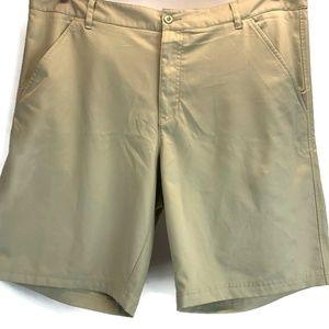 ❄️Fila Sport Tan Golf Short 40